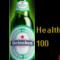 Heineken Beer Health Bar