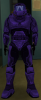 Halo - Master Chief Purple&Blue
