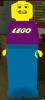 Legoman 1 - Axis