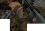 Resident Evil M4S90 Shotgun