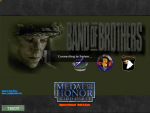 Band of Brothers Loading Screen