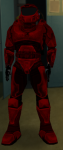 Halo - Master Chief Red&Black
