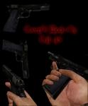 Black-Op Colt 45