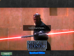 Darth Maul Loading Screen