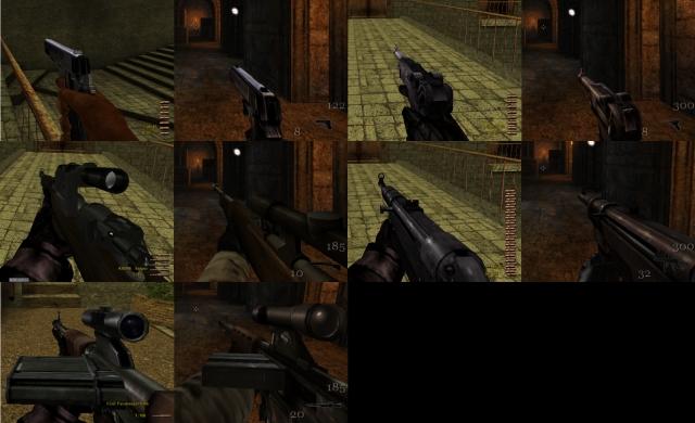 Return to Castle Wolfenstein mod for MOHAA | MOHAA